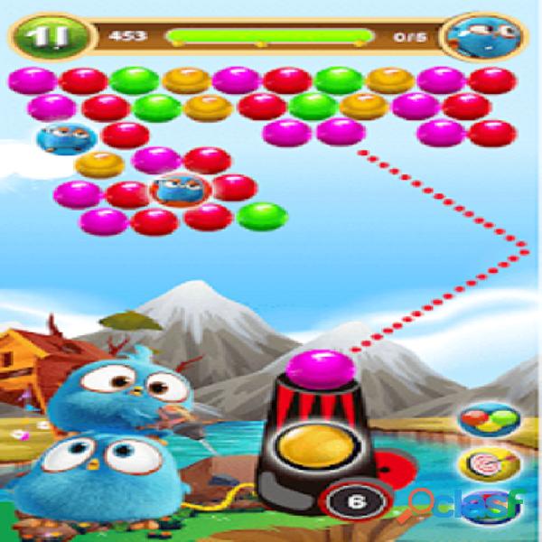 Bubble Shooter 2020   Bubble Breaker Pop 3