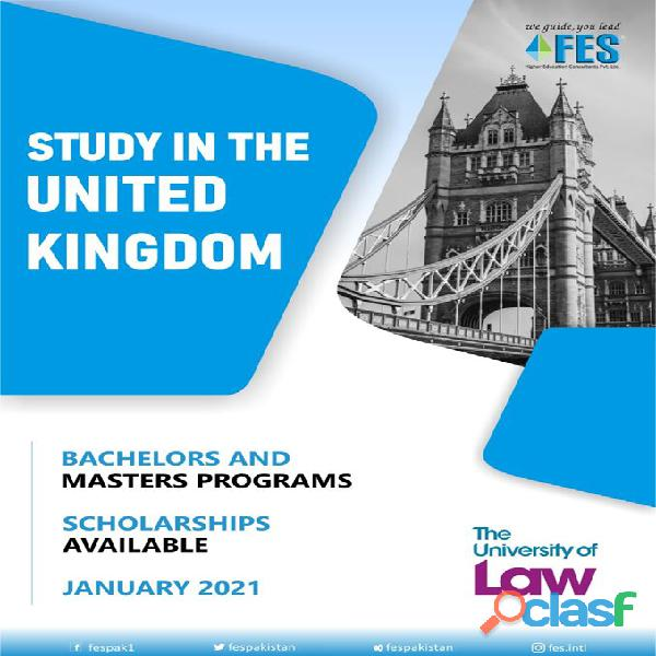Study Abroad With FES Higher Education Consultants Pvt. Ltd. //';' 4