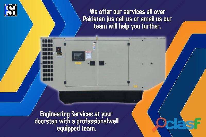 Rental & Used Generators 1