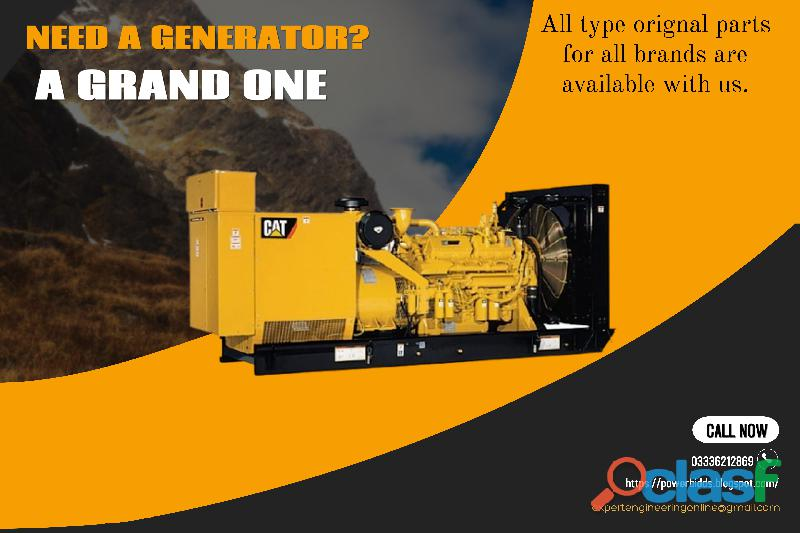 Rental & Used Generators 2
