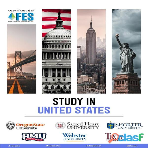 Study Abroad With FES Higher Education Consultants Pvt. Ltd.' 3