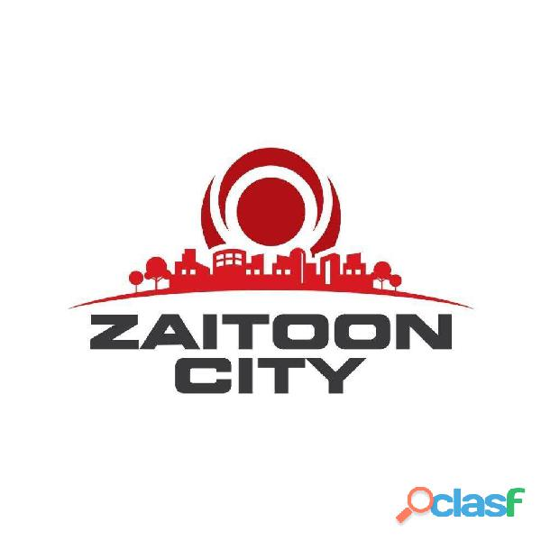 Zaitoon City Lahore | Zaitoon Group