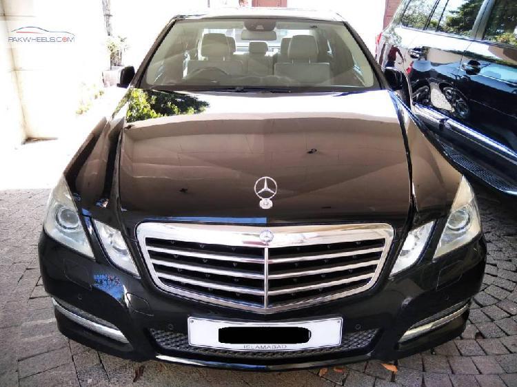 Mercedes benz e class e250 avantgarde 2012