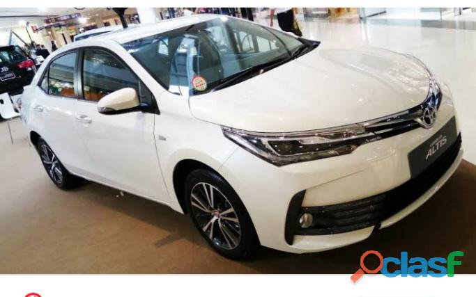 Toyota altis 2020 get on easy monthly installment