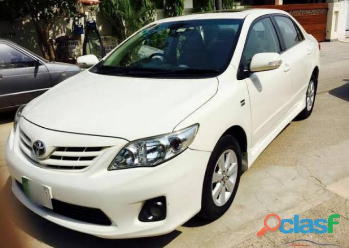 Toyota corolla altis 2012 asan iqsat par kharidain