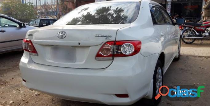 Toyota corolla xli 2012 get on easy installment