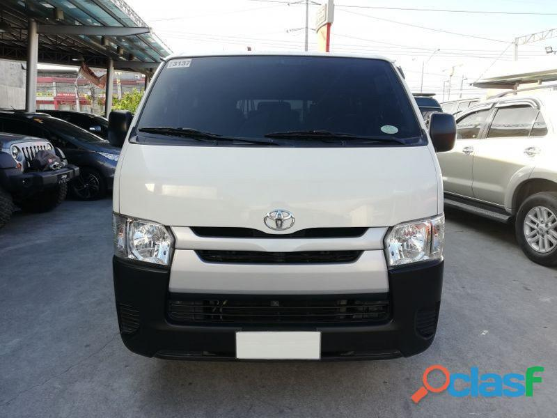 Toyota hiace high roof commuter 2020 ab hasil kren qiston me.