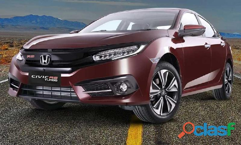 Honda civic in karachi on easy installments