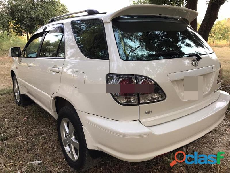 Toyota harrier 2003 ya koi bhi car finance karwaen easy installment pe