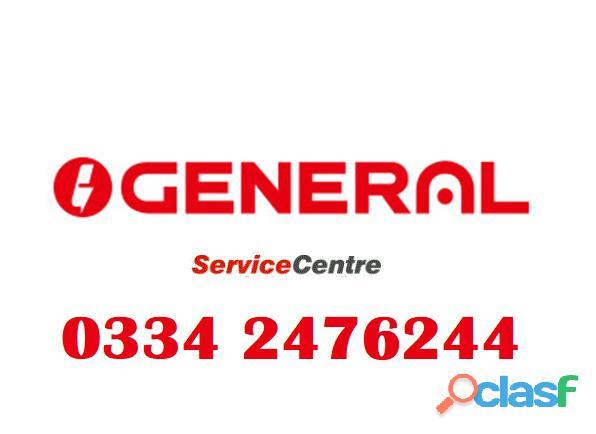 General service center in karachi 03342476244