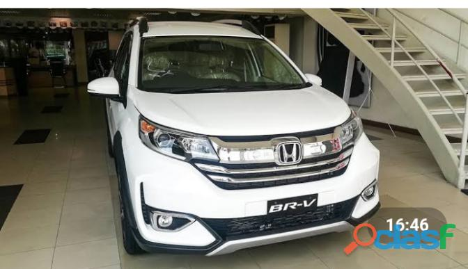 Honda brv 2020 twenty % downpayment par