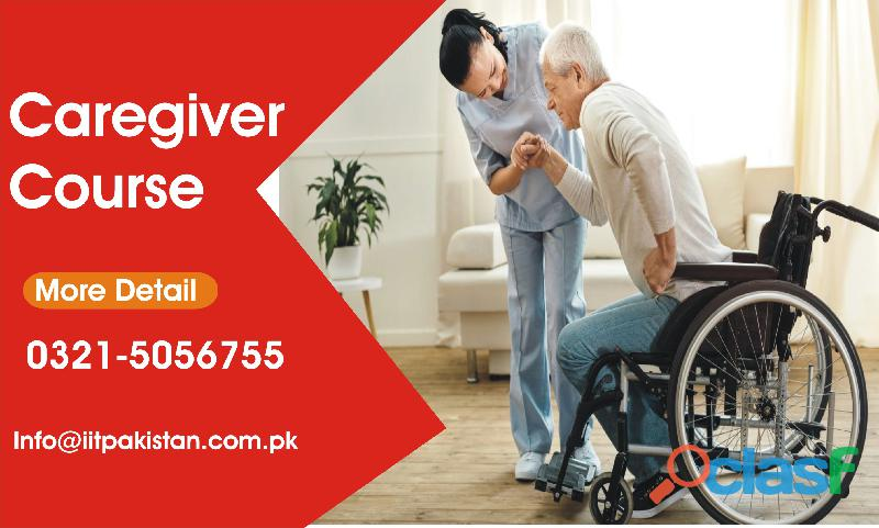 Caregiver course in abbotabad