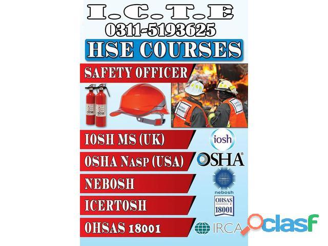 IOSH MS Course in Peshawar, Mardan