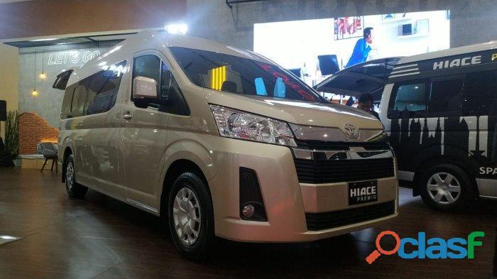 Toyota hiace luxury wagon high grade 2020 ab hasil kren asan mahana iqsat me.