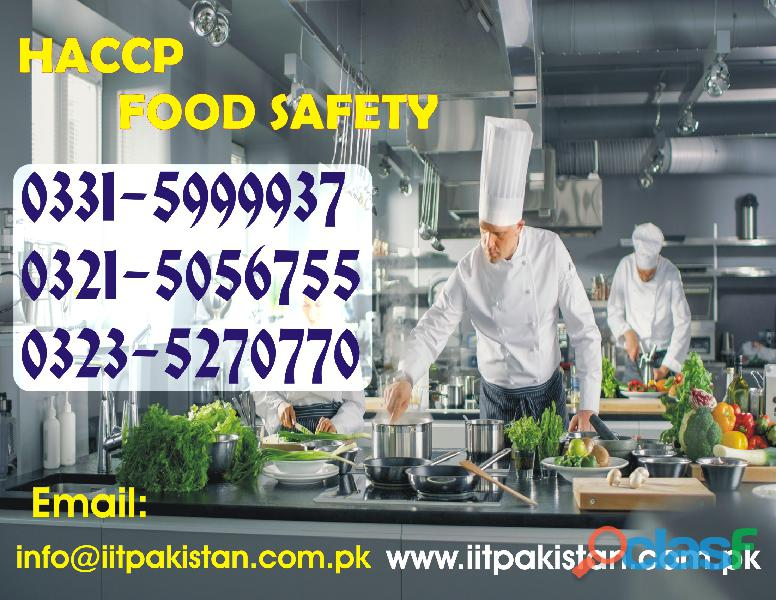 FOOD SAFETY COURSE IN Sialkot