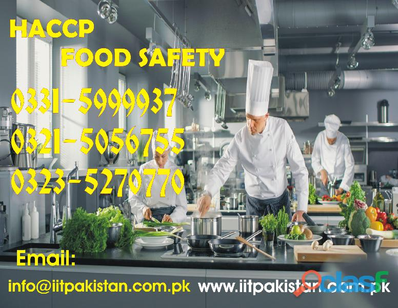 Level 4 food safety diploma course in