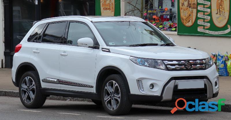 Suzuki vitara glx 1.8 2020 ka model hasil kar sakte hain asan qiston me.