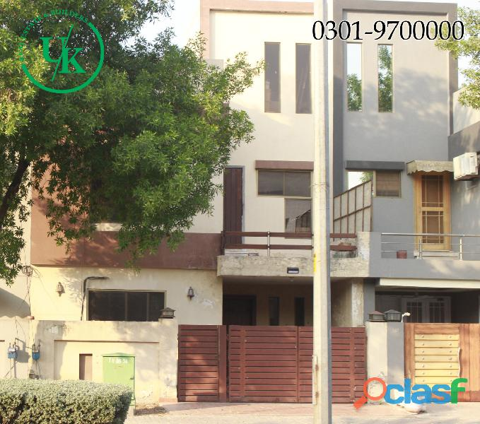 5 marla house available bahria town lahore