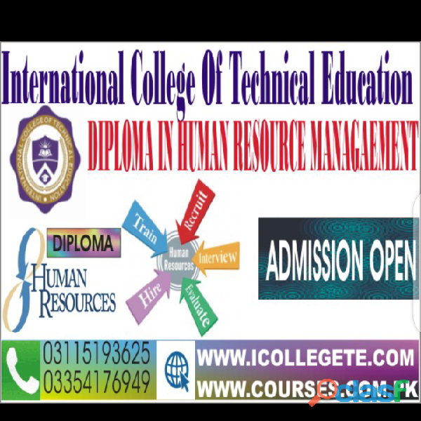 Human resource management course in bahawalpur, bhakkar