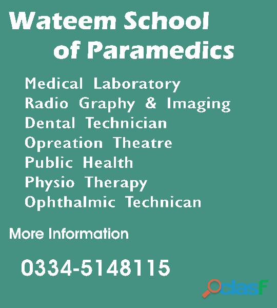 Physiotherapy course in islamabad o3345148115
