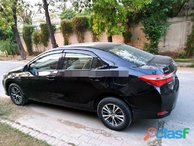 Toyota corolla altis on easy installments
