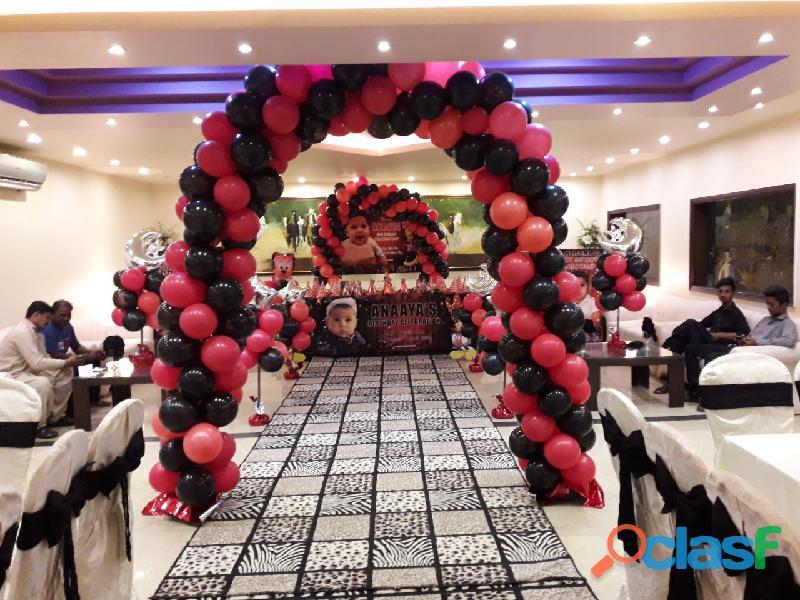 Birthday planners karachi