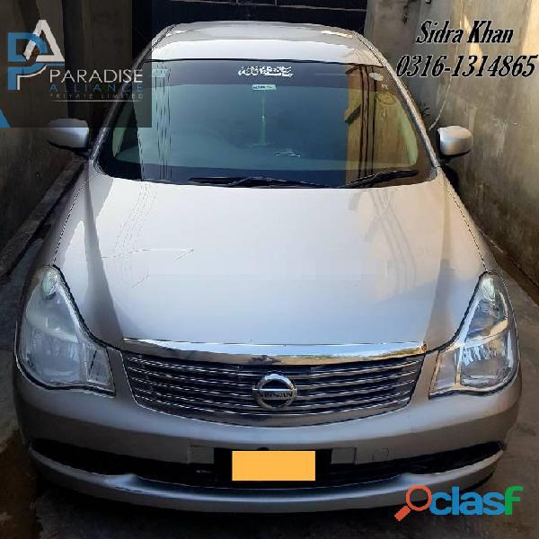 Get nissan bluebird car on easy monthly installments