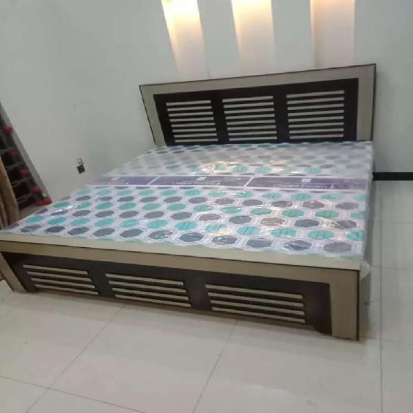 Hole sale rate double bed and bed