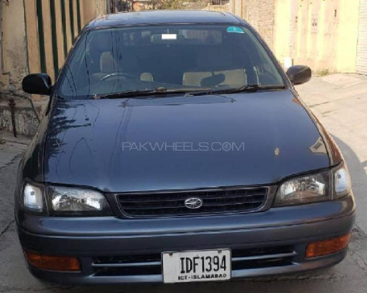 Toyota corona ex saloon 1992