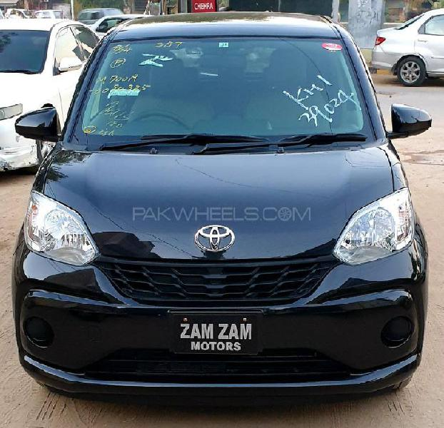 Toyota passo x l package s 2017