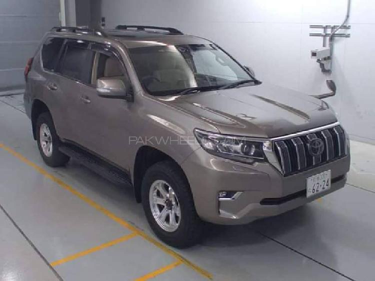 Toyota prado tx 2.7 2017