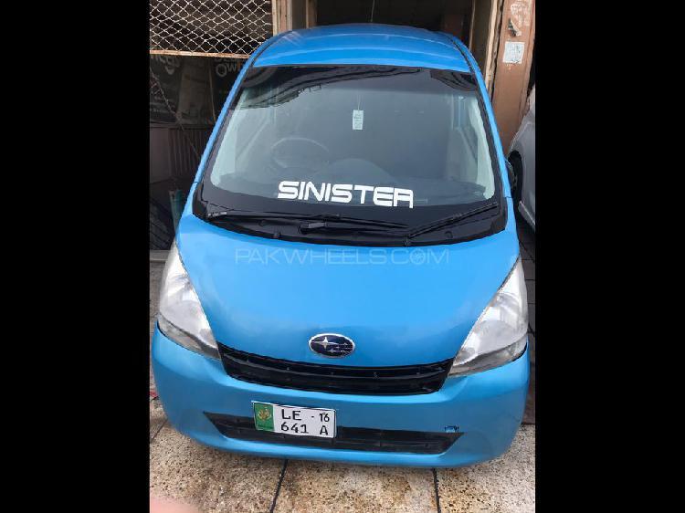 Subaru stella g 2011