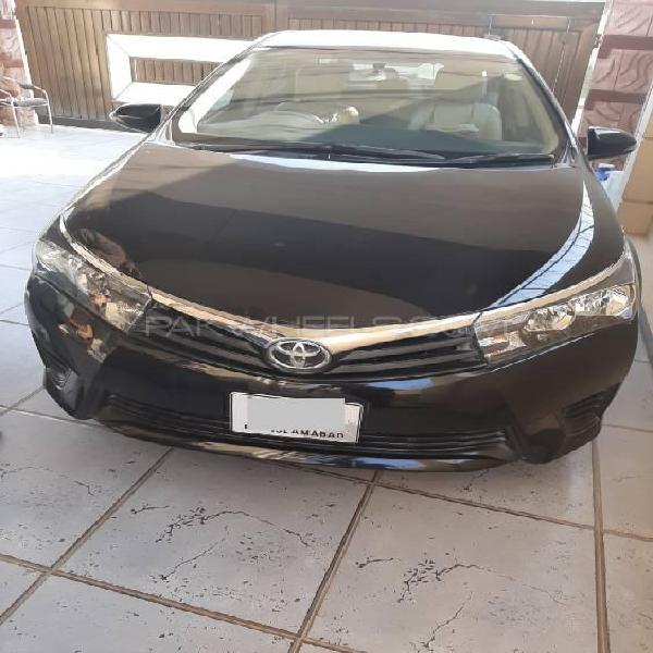 Toyota corolla xli vvti 2015
