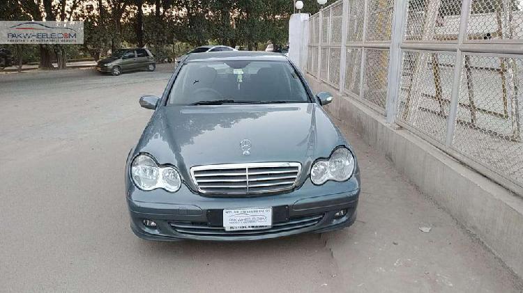 Mercedes benz c class c180 2006