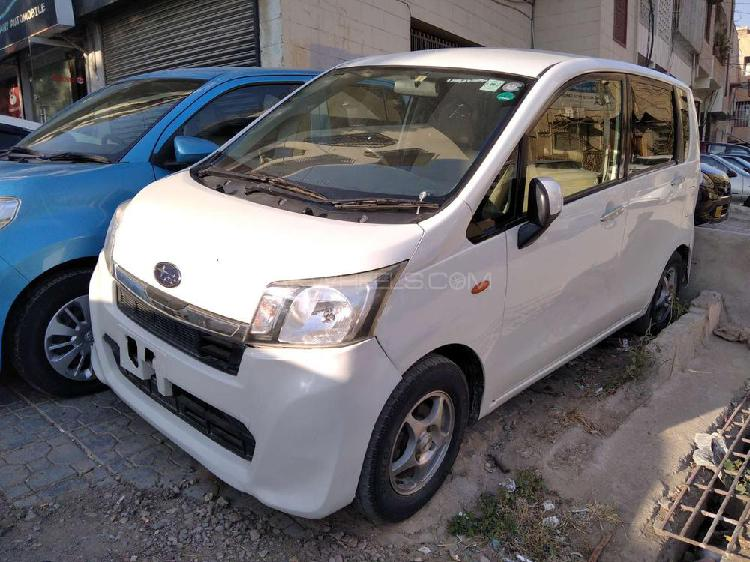 Subaru stella g 2013