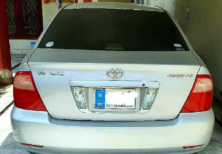 Toyota corolla x hid 40th anniversary limited 1.5 2005