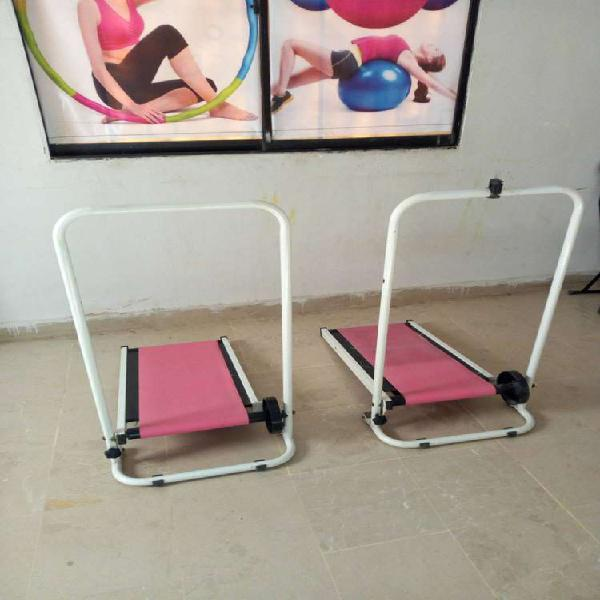 Two treadmill (manual)