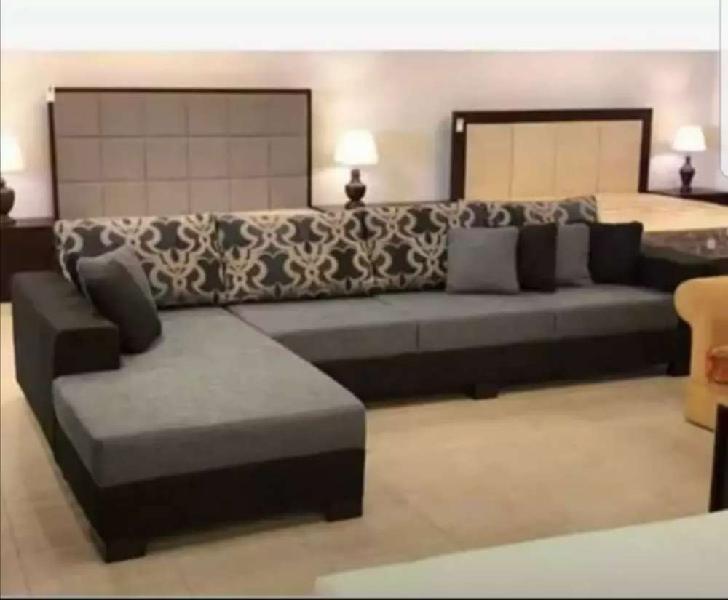 Loot marr sale al muslim furniture mall offers l shape sofa