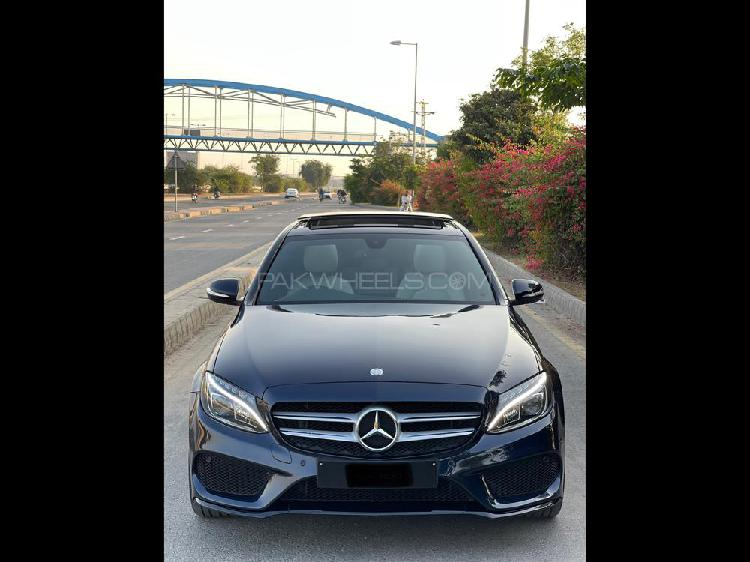 Mercedes benz c class c200 2015