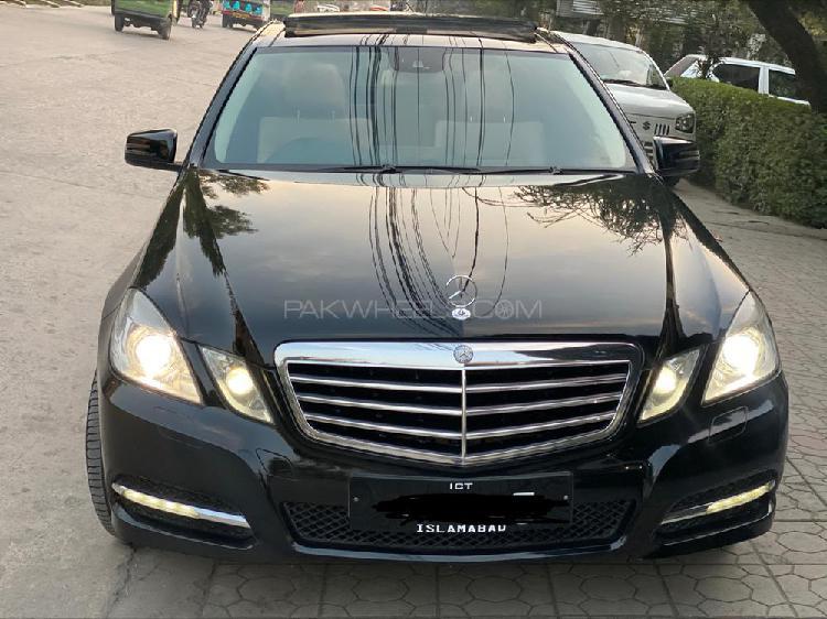 Mercedes benz e class e200 2012