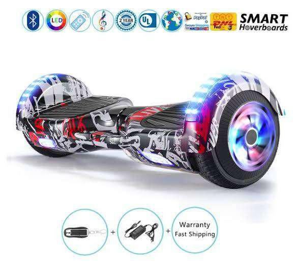Smart wheel balance hoverboard 6.5 auto balance with