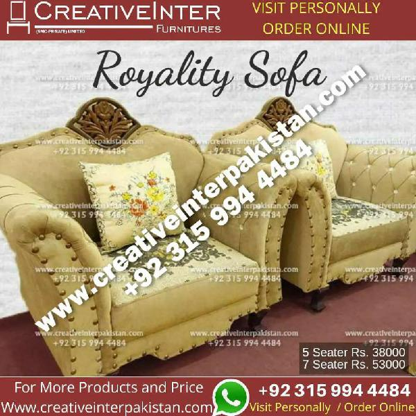 Sofa set molty reasonabl bed double dining office table