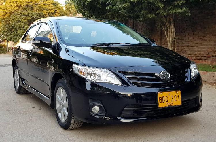 Toyota corolla altis cruisetronic 1.6 2014
