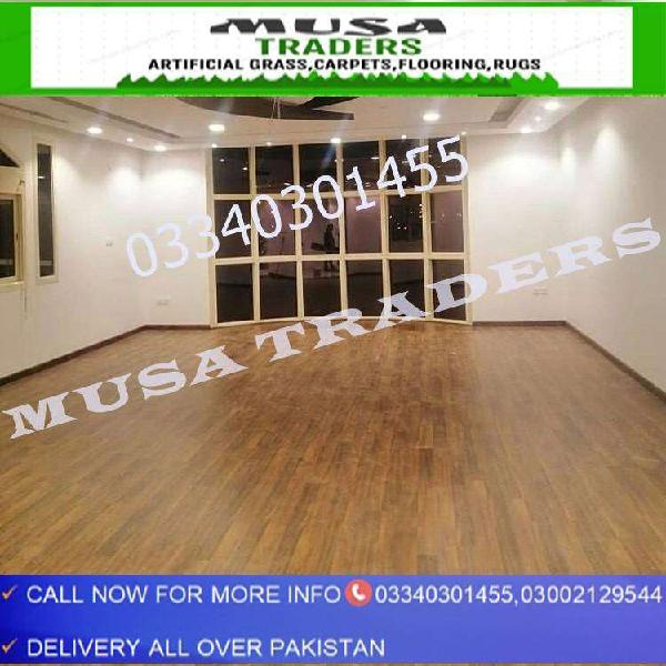 Wooden laminate flooring in lowest rates