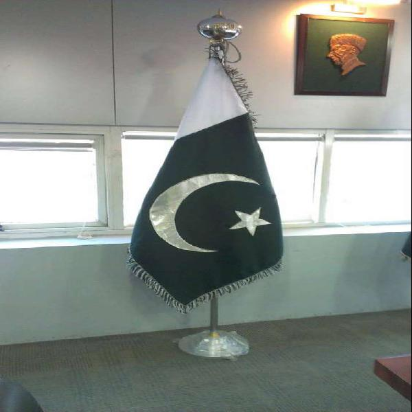 Embroidery Flag for govt offices