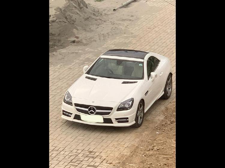 Mercedes benz slk class slk 250 2013