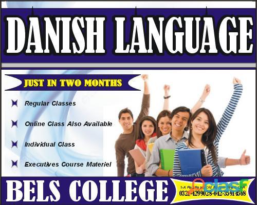 Danish Language Institute in Lahore Pakistan BELS COLLEGE