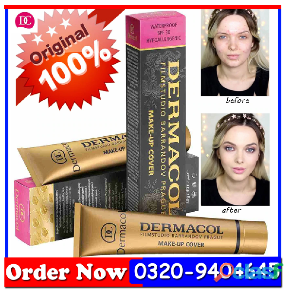 Dermacol Make Up Cover In Pakistan 2