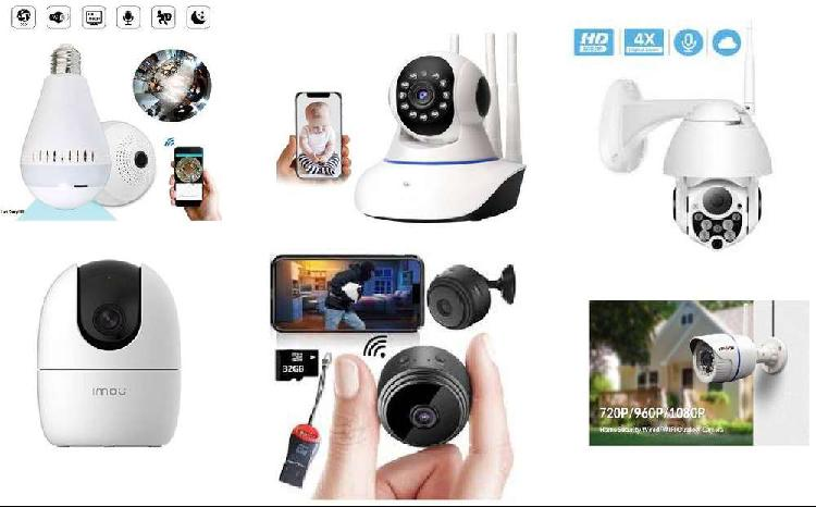 Bulb Hidden Camera with Wifi Mobile Disply V380 wifi camera