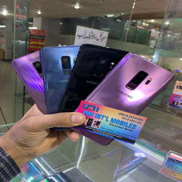 Galexy s9 plus , s9 , note 9 avaiable in pin dot